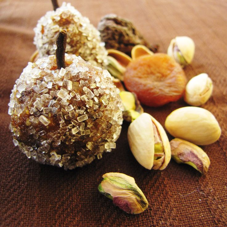 Did you know sugarplums are a real thing? That they're more than just a name for a delightful fairy in The Nutcracker?