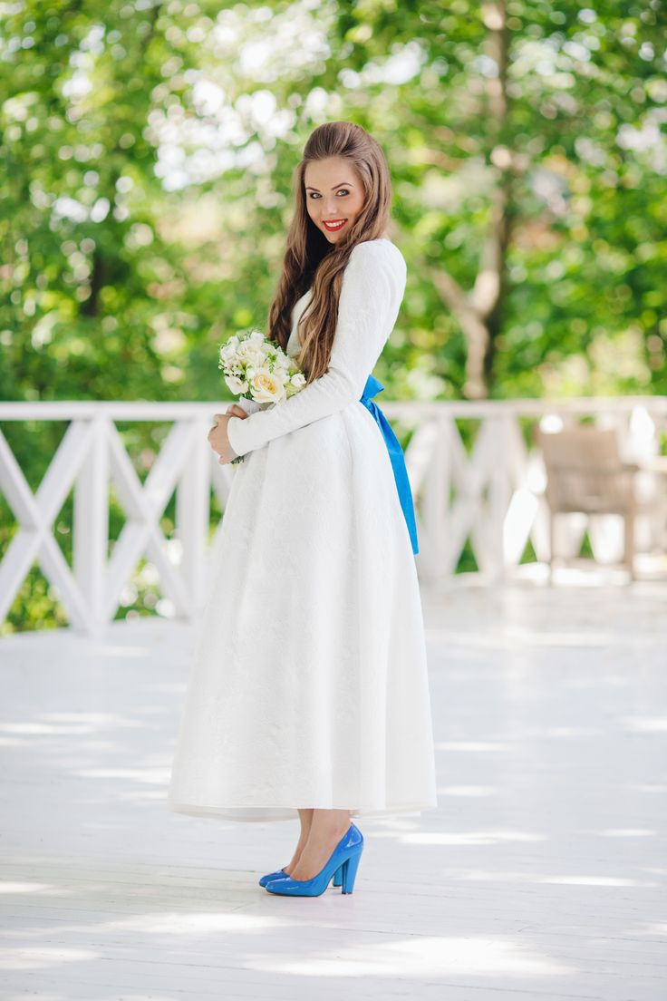 Nice Tznius Wedding Gowns Online Ornament - Wedding and flowers ...