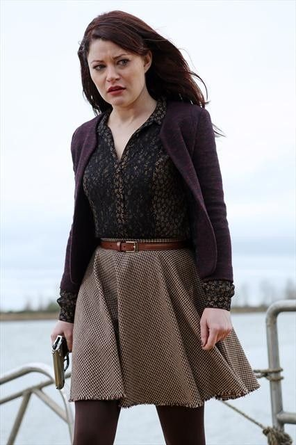 Once Upon A Time- I like her shoes here, but you can't see them
