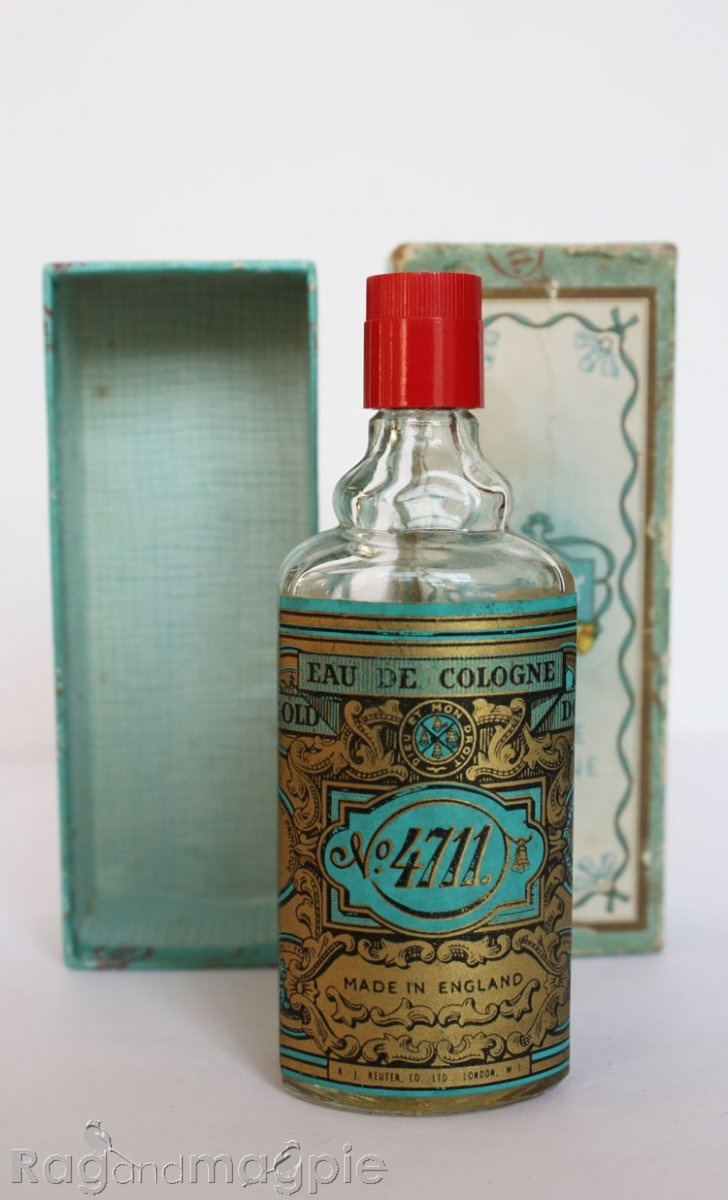 1940s 4711 Eau de cologne  my childhood memory