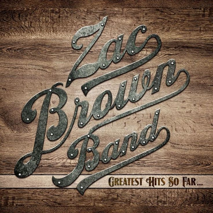 Zac Brown Band - Greatest Hits So Far... on 2LP + CD
