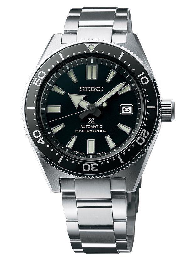 Introducing: The Seiko Prospex Diver SLA017, Based On The First Seiko Diver 6217 From 1965; And The Prospex Diver SPB051/53, A Modern Version.