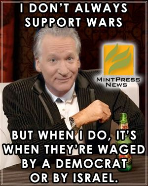 It doesn't take much research to see that Bill Maher's claims are factually inaccurate. But he's not interested in facts since he is a propagandist for the military industrial complex in order to sell endless wars to secular liberals.#BillMaher #politic #Religion #USA #Meme #America #Humanity #War #People