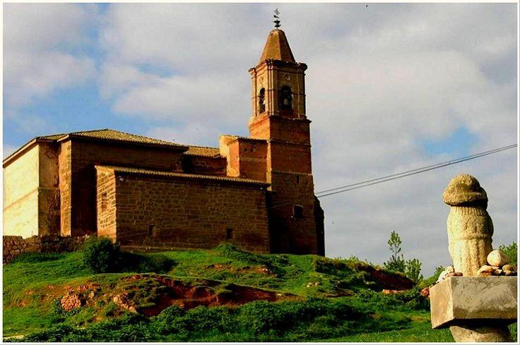 Iglesia de San Saturnino, Ventosa, La Rioja - Camino de Santiago
