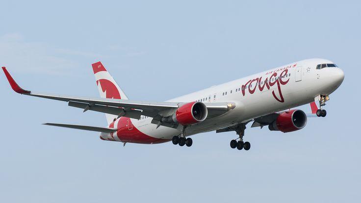Air Canada Rouge 767-300ER (C-FMQP)