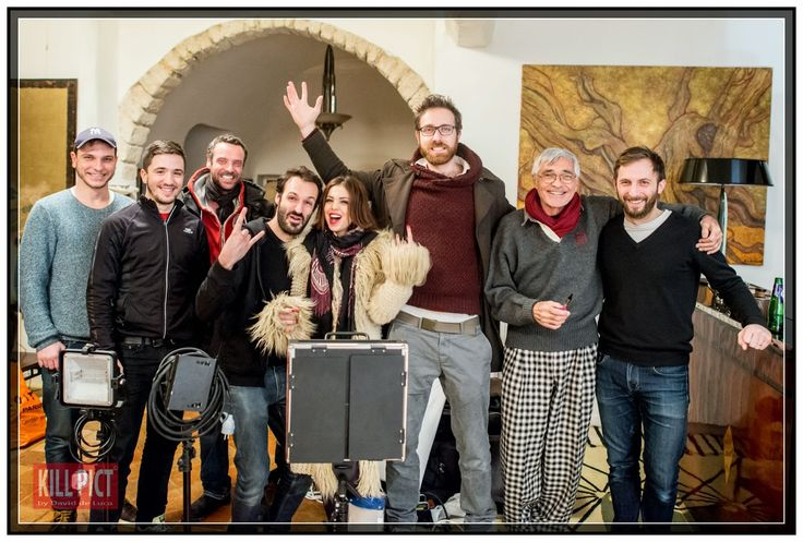 ELYOSE OFFICIAL NEWS: Tournage terminé / Shooting completed