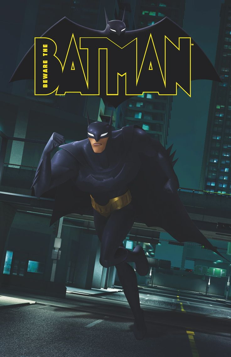 BEWARE THE BATMAN #1  Written by IVAN COHEN  Art and cover by LUCIANO VECCHIO