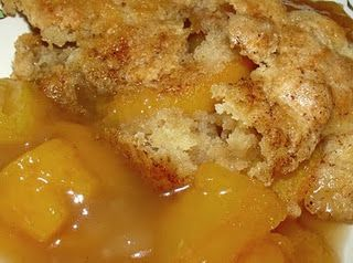 Cake Mix Peach Cobbler | Tasty Kitchen: A Happy Recipe Community!