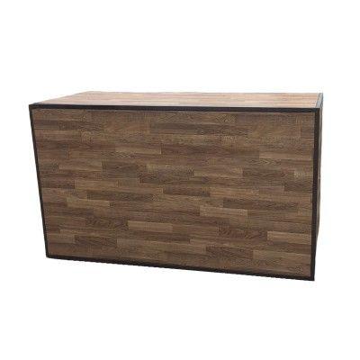 Wood Vinyl bar