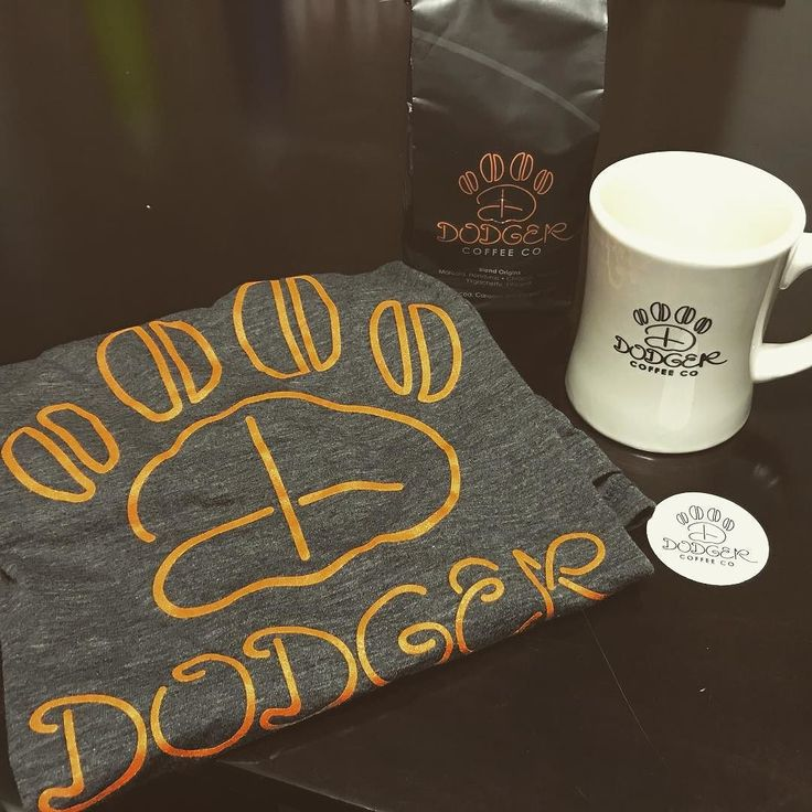 I have the best boyfriend ever! @dexbonus the coffee is so good  #dodgercoffeeco