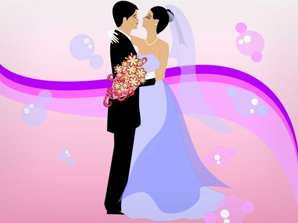 dessins couple mariage men women pinterest. Black Bedroom Furniture Sets. Home Design Ideas