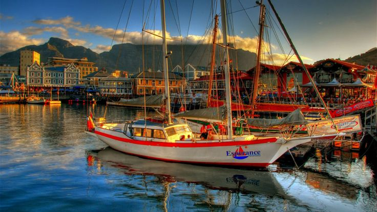Кейптаун, Южная Африка