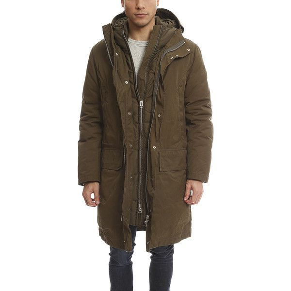 Acne Montreal Parka ($1,000) ❤ liked on Polyvore featuring men's fashion,  men's clothing - Best 20+ Parka Men Ideas On Pinterest Fishtail Parka, Pocket And