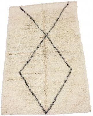 Kelim+Marokkaanse+Berber+tapijt+Beni+Ouarain+230+x+155+cm