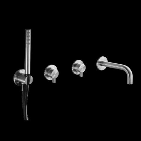 Geda TOOX Wall-mounted bath fittings