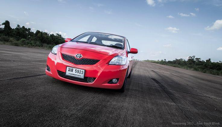 Red Vios 2012  #Vios #Toyota #1nz