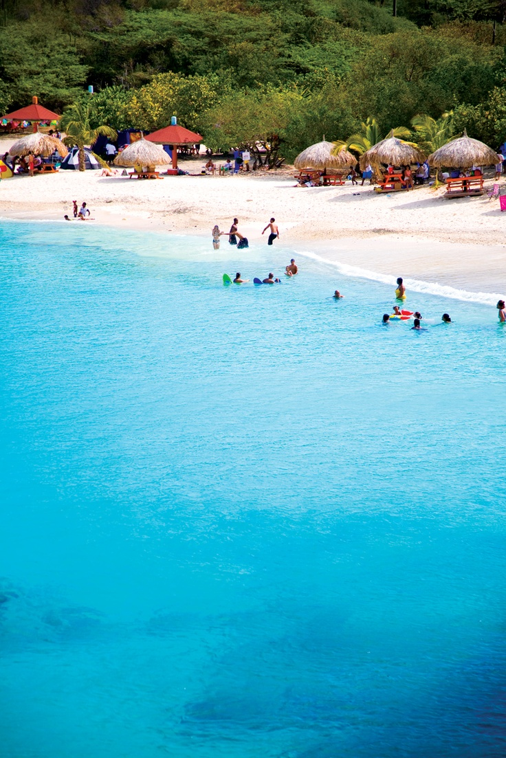 I love Curacao