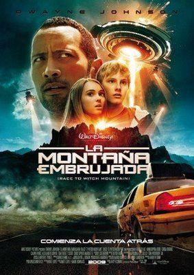 La montaña embrujada - online 2009
