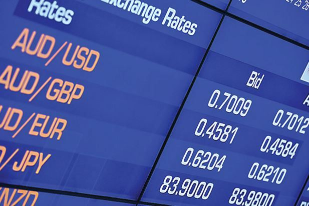 Forex credit risk
