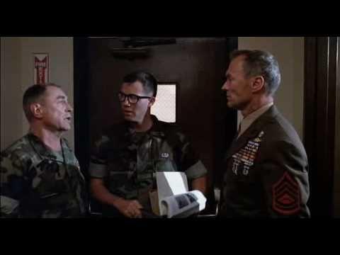 """Grandes momentos de """"El Sargento de hierro"""" (Parte 1)"""