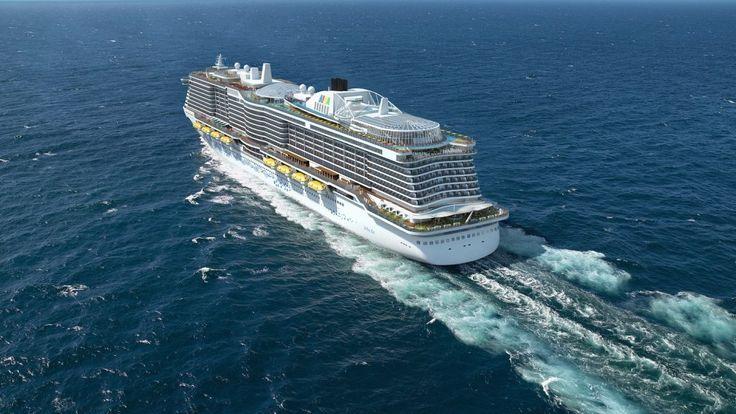 AIDA`s Neue! Buchungen für Kreuzfahrten ab Dezember 2018 mit dem neuen LNG AIDA Schiff möglich. Jetzt will es AIDA Cruises aber wissen. Die Kiellegung des 13. Kreuzfahrtschiffes der AIDA Flotte erfolgt im September 2017 auf der Meyer Werft in Papenburg. #Kreuzfahrt #aida #aidacruises #AIDAHelios #aidakreuzfahrt #aidakreuzfahrten #AIDAKreuzfahrtschiff #AIDANeubau #aidareisen #GenaumeinUrlaub #kreuzfahrten #LNG #MeyerWerft #MeyerWerftPapenburg @aidakreuzfahrt