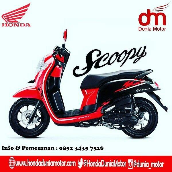 Honda Scoopy Terbaru 2019 Honda Motor Mobil
