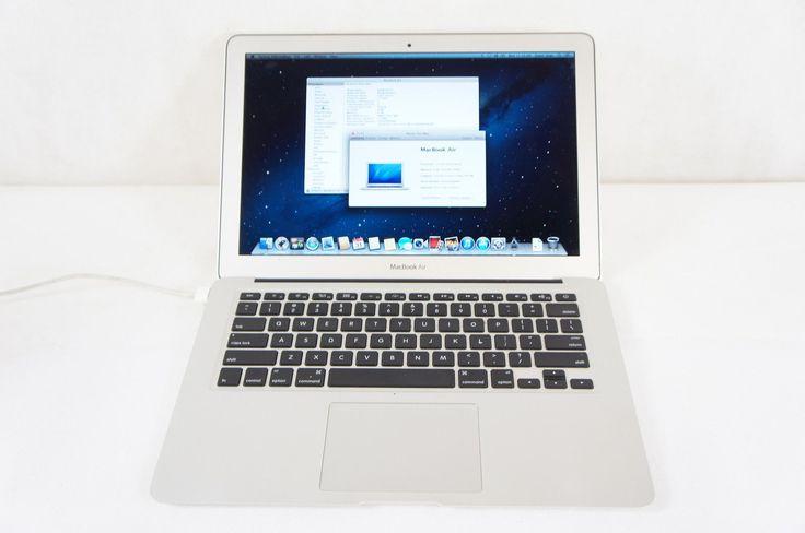AS IS Apple Macbook Air 13 1369 MC965LL/A i5 1.7GHz 4GB RAM 128GB SSD 2011