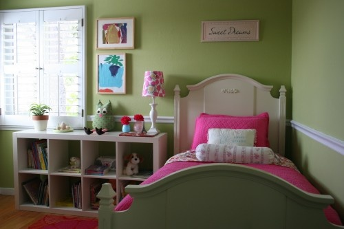 Girl's bed room perfect