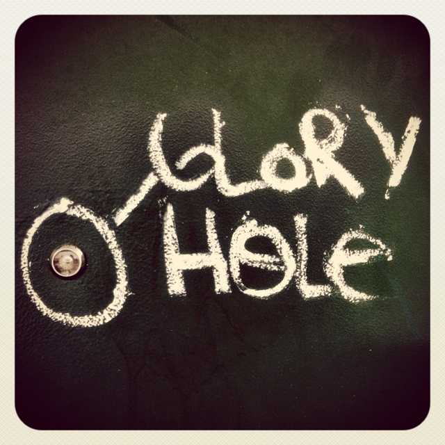 I need to see a Glory Hole in real life one of these days