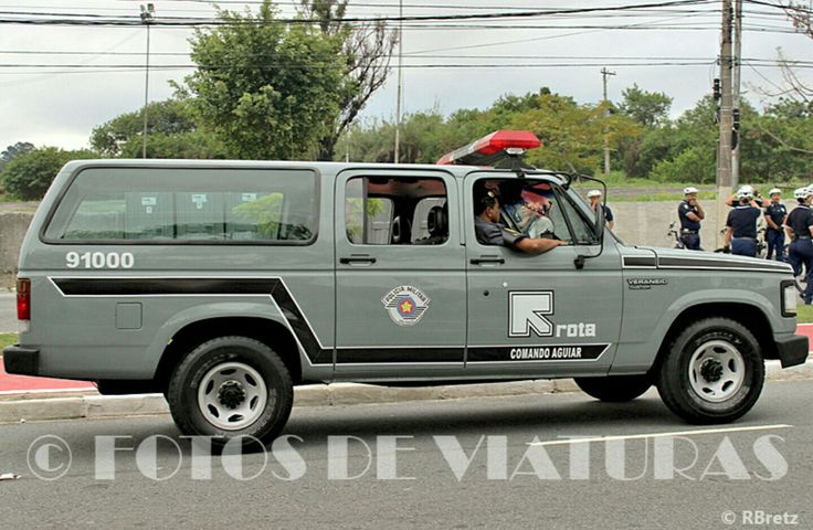 375 Best Viaturas Policiais Brasil Images On Pinterest: general motors jeep