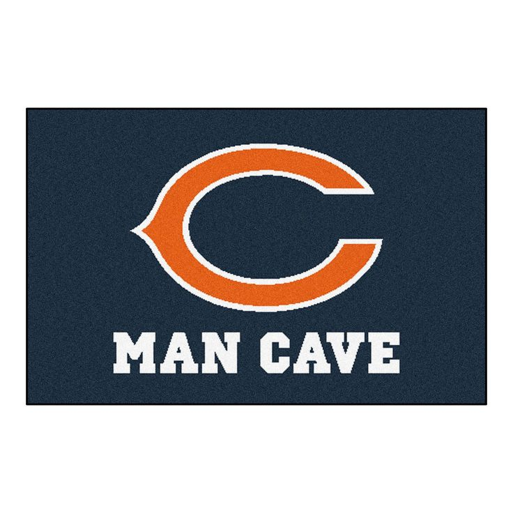Nfl Chicago Bears Man Cave Starter Chicago Nfl