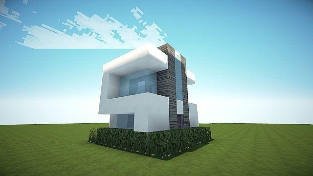 Glimmer Minecraft Project MINECRAFT Pinterest Minecraft - Minecraft modern house 5x5