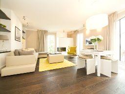 Ferienwohnung für 5 Personen (100 m²) mit Kamin/Ofen, Sauna und Meerblick in Ahlbeck