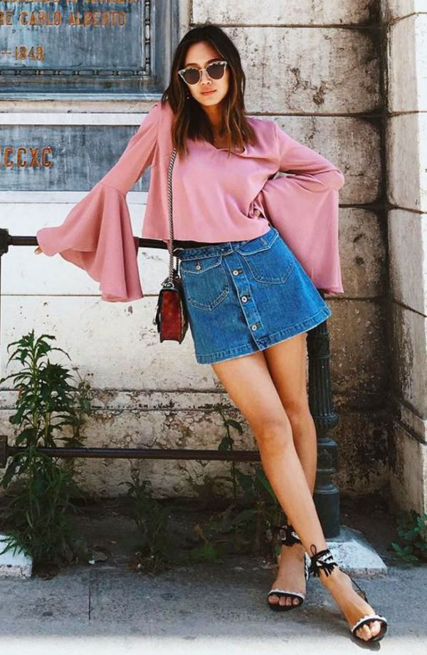 Whether your look is anchored bya bathing suitorcutoffs,we've gotfour easy styling ideasto try this Fourthof July using pieces you probably already own.