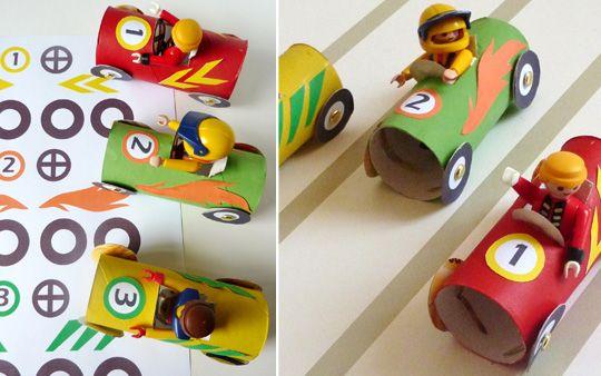 Bricolage Avec Rouleau Pq Papier Toilette Bricoler Et R Inventer Pinterest Automobile And