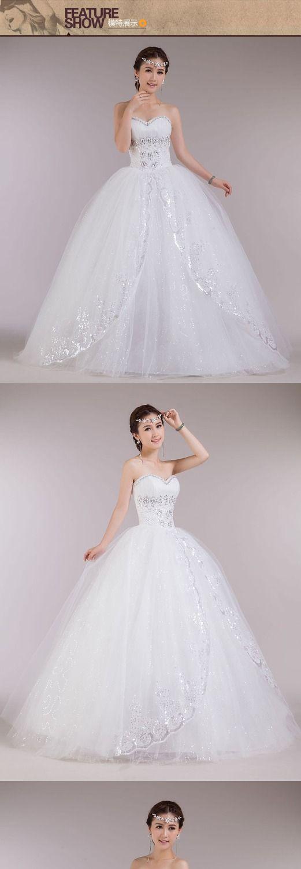 Без бретелек элегантный белый бальное платье сексуальный замуж платье русалка алмазный стеклорез vestidos noivas лонго w4085
