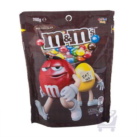 Milk Chocolate m&m's – Mars  Chocolate Australia – 200g | Shop Australia