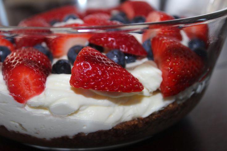 Lettlaget dessert - http://www.mytaste.no/o/lettlaget-dessert-22808701.html