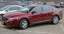 Ford Taurus (sixth generation) - Wikipedia