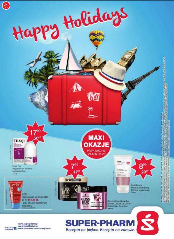 Teraz Wakacje Beda Naprawde Udane Happy Holidays Happy Holidays Holiday Convenience Store Products
