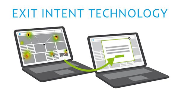 5 Ways Exit-Intent Technology Can Improve Conversion Rates on Your Ecommerce Site