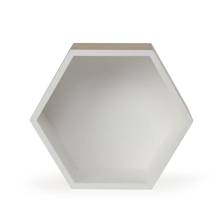 Les 24 meilleures images propos de shelves sur pinterest for Decoration murale hexagonale