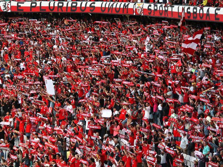Catedral da Luz, a casa do Glorioso Benfica!!!
