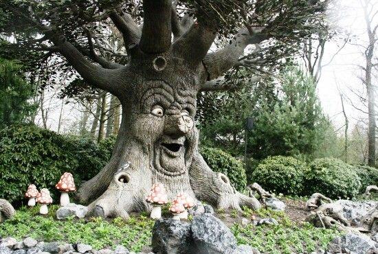 Efteling - Production Talking Tree  #Joravision #entertainment