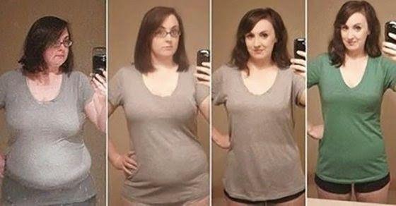30 kilót fogyott 1 év alatt, és csak 3 egyszerű dolgot változtatott meg ezért az életében