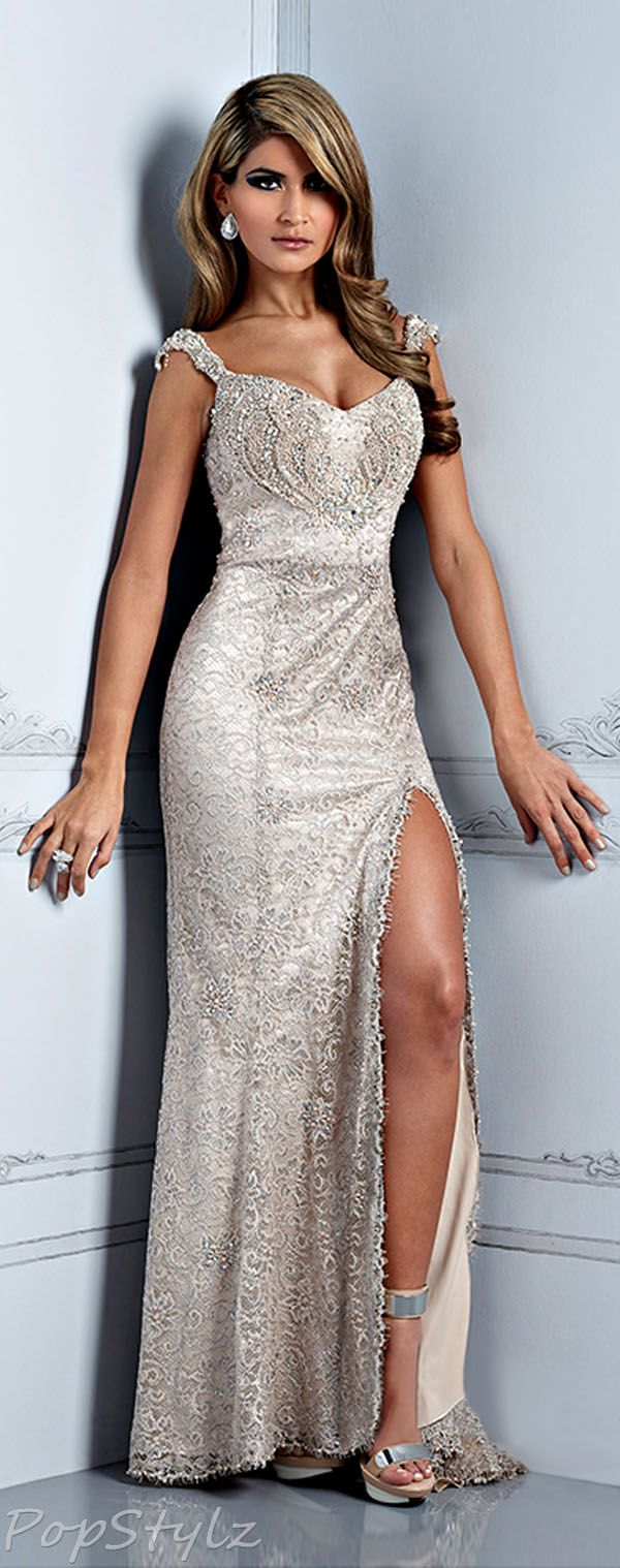 1000  images about Terani Couture on Pinterest  One shoulder ...