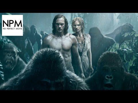 The Legend of Tarzan - NoPerfectMovie Review - YouTube