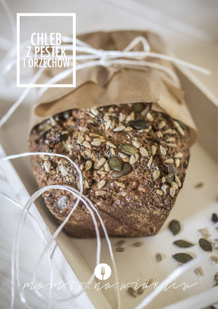 MAM TO NA WIDELCU chleb z nasion i orzechów 1