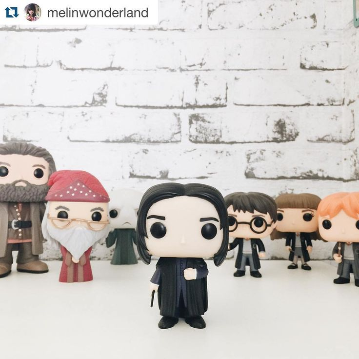 """Always ❤️ #ripalanrickman #snap #ripsnape #harrypotter #severussnape #funko #FunkoPop #FunkoPopBrasil #COOLcollectibles @melinwonderland…"""