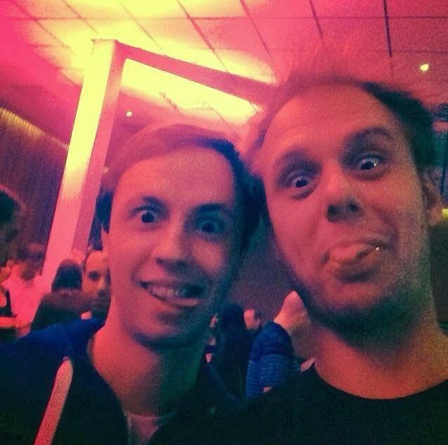 Andrew & Armin